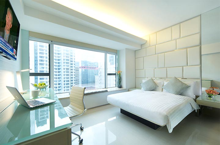 iclub Sheung Wan Hotel - 20% off for booking 14 days in advance