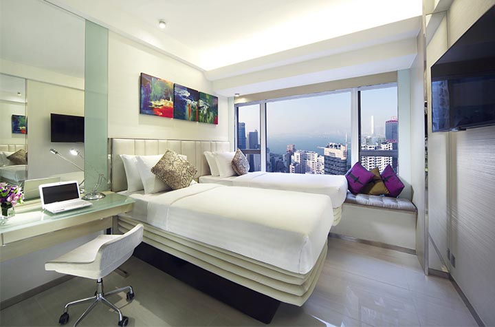 iclub Sheung Wan Hotel – 30% off for staying 2 consecutive nights