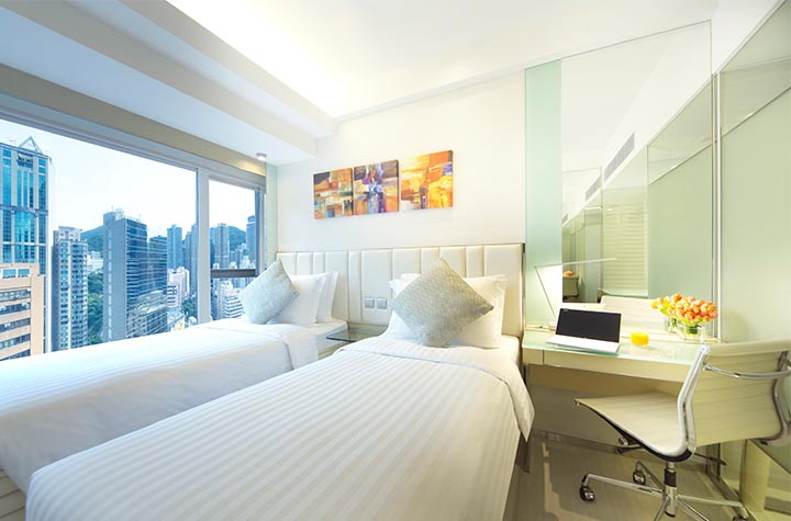iclub Sheung Wan Hotel - 25% off for booking 30 days in advance