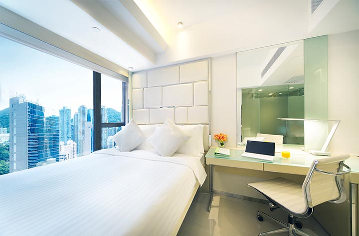 iclub Sheung Wan Hotel – Hassle-free Room Package