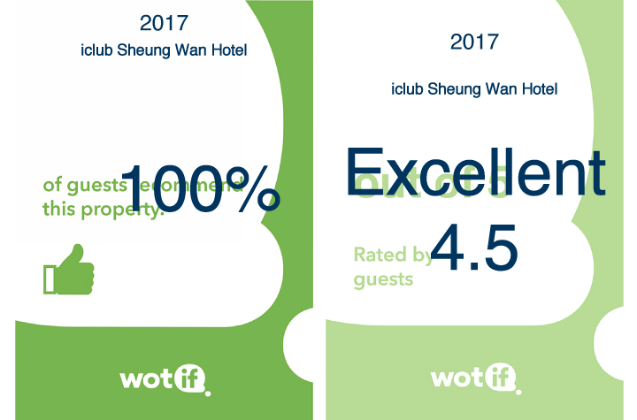 """EXCELLENT"" in guest reviews from Wotif"