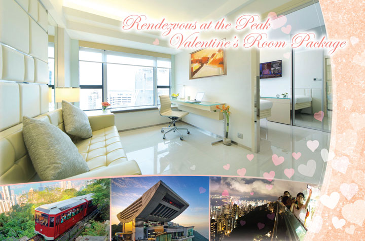 iclub Sheung Wan Hotel – Rendezvous at the Peak Room Package