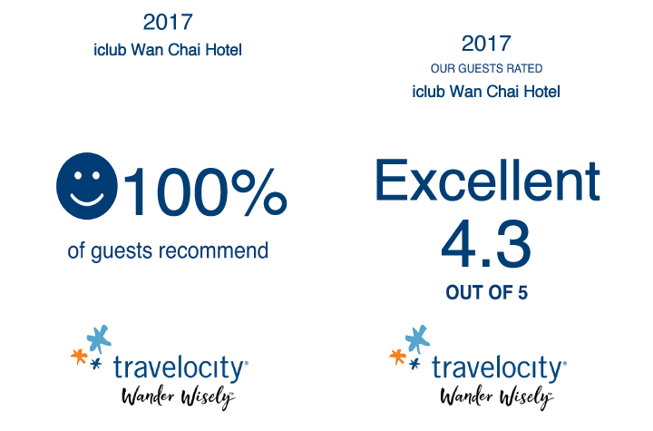 """EXCELLENT"" in guest reviews from Travelocity"