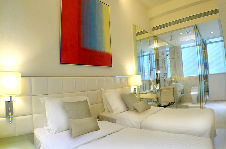 iclub Wan Chai Hotel - 25% off for booking 30 days in advance