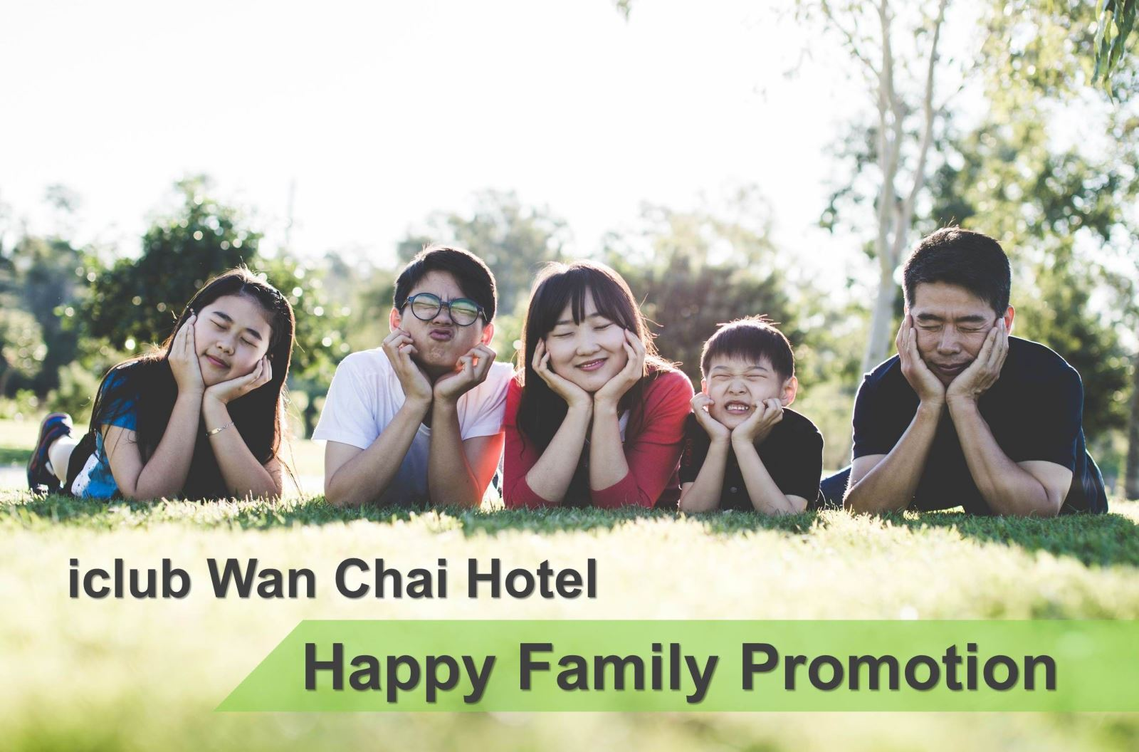 iclub Wan Chai Hotel – Happy Family Promotion