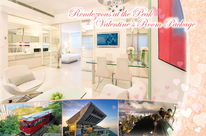 iclub Wan Chai Hotel – Rendezvous at the Peak Room Package